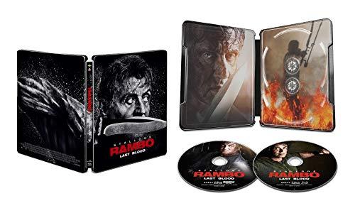 ランボー ラスト・ブラッド Blu-ray+4K ULTRA HD [2枚組] スチールブック仕様 (特典なし)