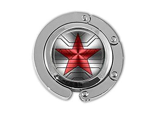 Bucky Barnes aka Winter Soldier Logo Hanger -  web