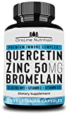 Quercetin Bromelain Vitamin C