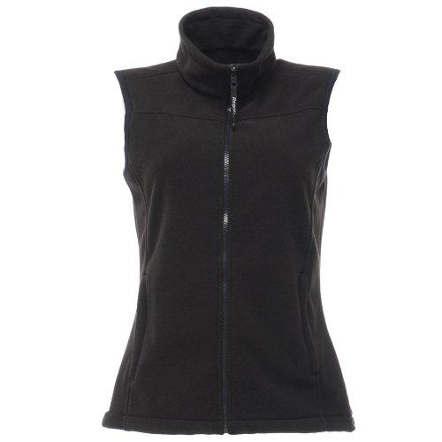 Regatta WomensLadies Haber II 250 Series Anti Pill Fleece BodywarmerSleeveless Jacket 20 Black