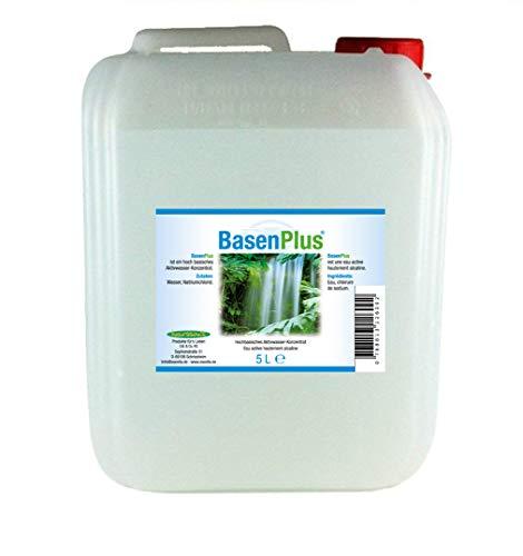 Basisches Wasser - Ivarsson\'s BasenPlus - ph-Regulat Unser 5-Liter-Sparpaket - versandkostenfrei aus Deutschland