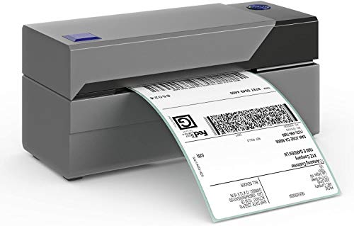 Label Printer - Commercial Grade Direct Thermal High Speed...