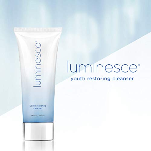 Luminesce Youth Restoring Cleanser Face Gel Anti Aging 90ml by Jeunesse