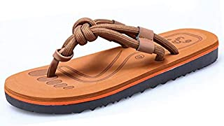 New Beach Men'S Summer Outdoor Personality Light Breathable Casual Shoes Flat Slippers