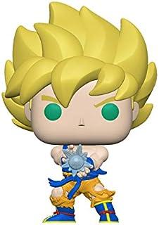 Funko 48660 POP Animación: DBZ S9 - SS Goku w/Kamehameha Wave Dragon Ball Z vinilo