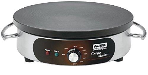 Waring Commercial WSC165BX Crepe Maker, 208V, , Stainless Steel