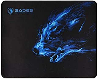 Super thick gaming mouse pad cool wolf pattern mouse pad office mouse pad