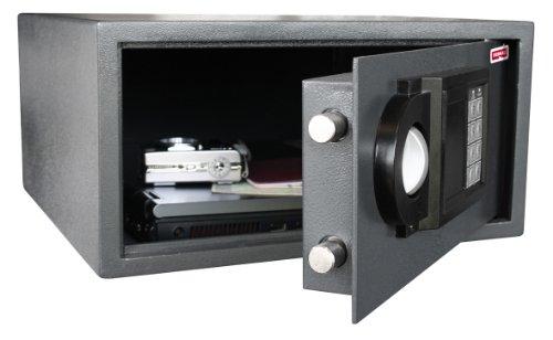 Reskal FA62308 - Caja fuerte, color gris