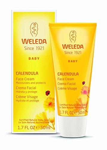 Weleda Calendula Gesichtscreme, 3er Pack (3 x 50 ml)