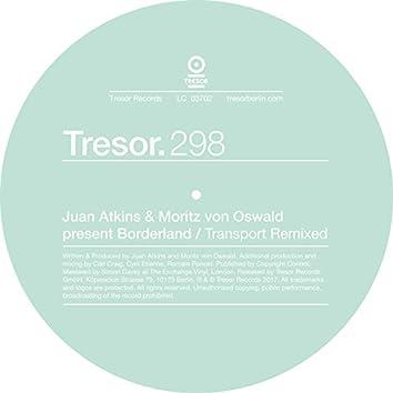 Juan Atkins & Moritz von Oswald Present Borderland: Transport (Remixed)