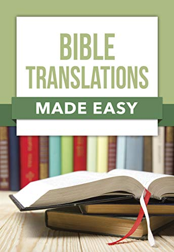 Bible Translations Made Easy: Made Easy Series by Rose Publishing (English Edition)