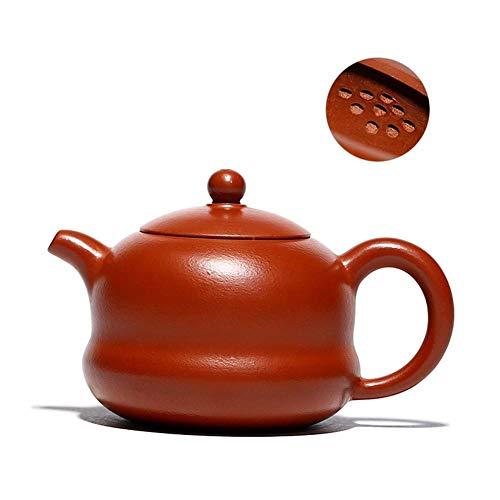 Czajniczek malowany garnek tykwy ręcznie gliniany garnek naklejki Ming Tea House Home (kolor: fioletowe błoto, rozmiar: jeden rozmiar)
