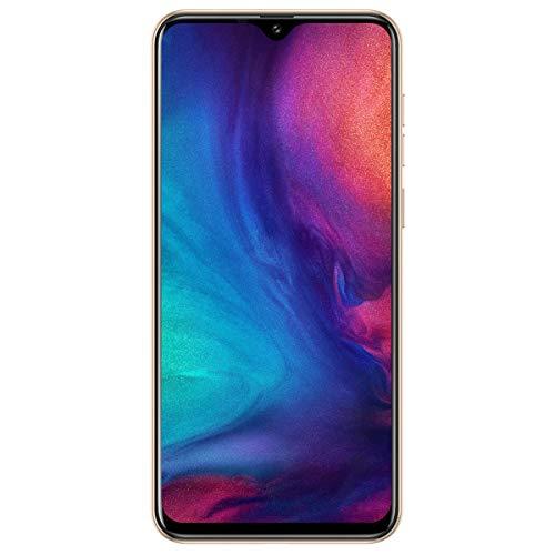 Ulefone Note 7P Smartphone (15,49cm (6,1 Zoll) FHD+ Bildschirm, 32GB interner Speicher + 3GB RAM, 8MP+2MP+2MP Rückkamera, Dual-SIM, Android 9, Fingerabdrucksensor), Gold