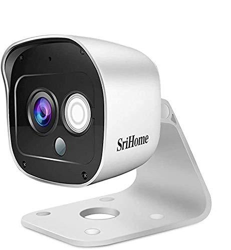 Sricam SriHome SH029 WIFI IP-camera, draadloos, draadloos, 3.0 megapixel HD IR CUT ONVIF P2P SD-ondersteuning AUDIO