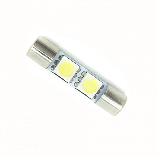 Zesfor® Bombilla LED Tipo Fusible 28mm - Tipo 42