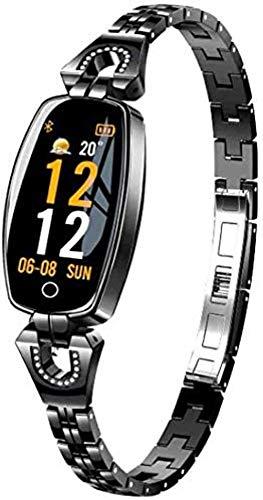 Seguimiento de actividad Actividad Seguimiento Inteligente Pulsera Deportiva Fitness Podómetro Impermeable Frecuencia Cardíaca Detección de Sueño Fitness Tracker Watch-B.