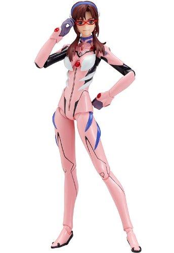 Evangelion 2.0: Mari Illustrious Figma figurine (Rebuild of Evangelion - You Can (Not) Advance)