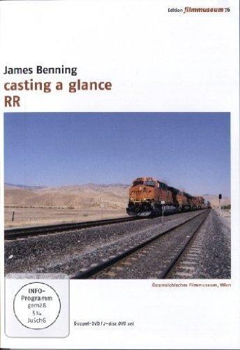 James Benning : casting a glance/RR