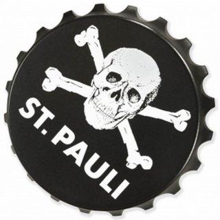 FC St. Pauli Flaschenöffner Totenkopf