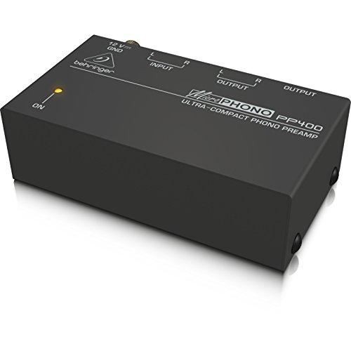 BEHRINGER(べリンガー)『MICROPHONOPP400』