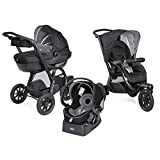Chicco Trio Activ3 Top Kinderwagen Jet Black