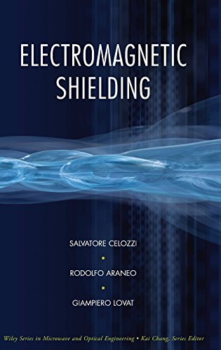 Electromagnetic Shielding: 192 (Wiley Series in Microwave and Optical Engineering)