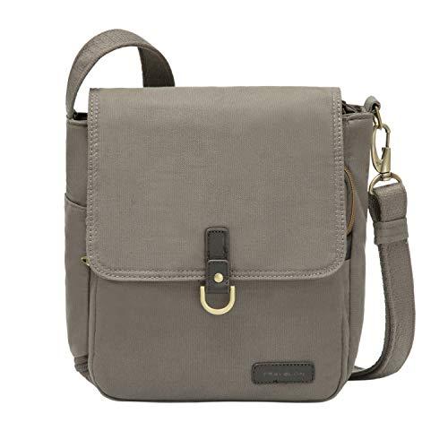 Travelon Reisetasche mit Diebstahlschutz, Grau - Stone Gray (grau) - 33305-840