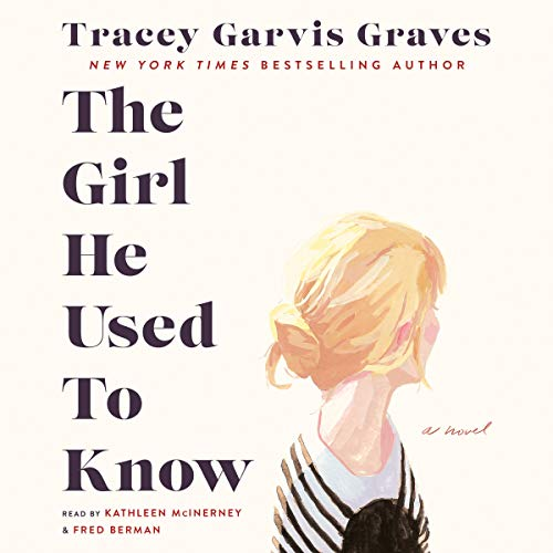 The Girl He Used to Know audiobook cover art