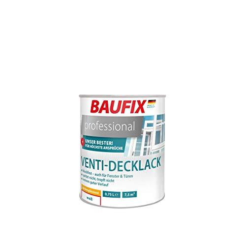 BAUFIX Professional Venti-Decklack Weiß