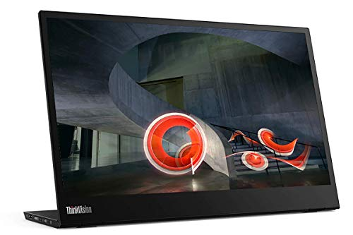 Lenovo 61DDUAT6EU Thinkvision M14 Monitor