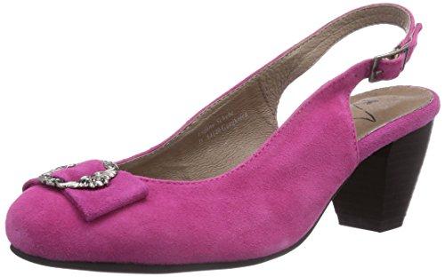 Hirschkogel by Andrea Conti 3599220028, Escarpins pour Femme Rose Pink (Pink 028) 39