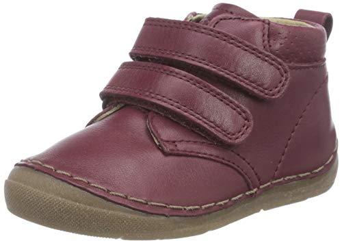 Froddo Unisex-Kinder G2130207 Child Shoe Sneaker, Bordeaux, 24 EU
