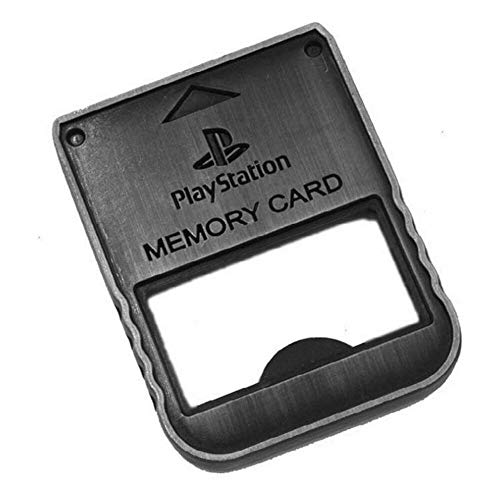 PlayStation Official 1 Memory Card Bottle Opener