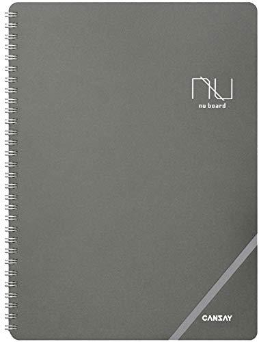 Nu Board A4 Size USA Edition NAA4N4US08 Whiteboard Notebook - Dry Erase Notebook - Dry Erase Notepad