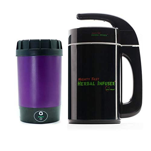 Mighty Fast Herbal Infuser & Ardent Nova Decarboxylator Bundle