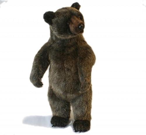 punto de venta barato Hansa Bobo Grizzly Bear Plush, 20  by Optimum Optimum Optimum Fulfillment - Toys  suministro de productos de calidad