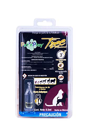 frontline pipeta 20 a 40 fabricante PET N PLAY