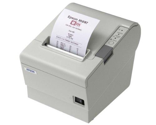Epson TM-T88V, USB, Weiss, inkl. NT (Thermodrucker - Bondrucker) - C31C636042