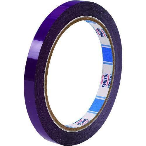 積水 バッグシーラーテープHタイプ 紫 9×50 P802E01