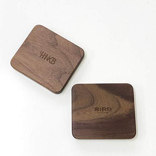 バード電子 セパレート型ウッドパームレスト WP-90-WN