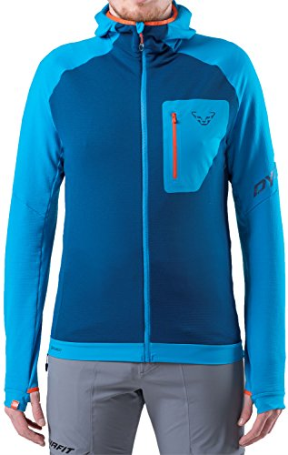 Dynafit Veste Radical Polartec Methyl Blue