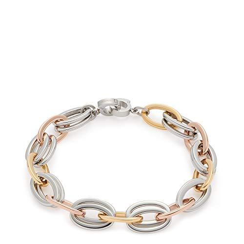 JEWELS BY LEONARDO Damen-Charm-Armbänder Edelstahl 018118
