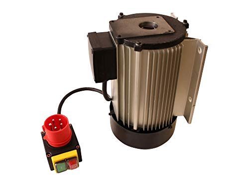 Elektromotor 400 Volt mit Schalter passend Kity PV8000 Holzspalter