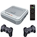 KINHANK Super Console X Pro, Retro Video Game Console,4K HDMI TV Output Game Consoles Built-in 128G with 40000+ Video Games,Support for PS1/PSP