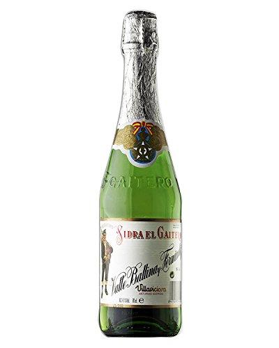 Apfelschaumwein / Sidra El Gaitero - 0,7 Liter