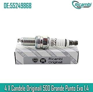 BRISK Premium EVO RR15SXC 1900 candele 4 pezzi