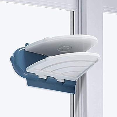 SYOSIN Sliding Door Lock (4 Pack) for Child Saf...