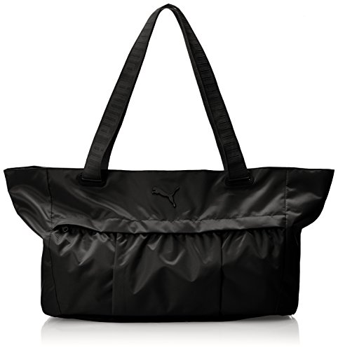 PUMA Damen Tasche AT Workout Bag, Black, OSFA, 75047