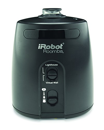 Irobot 81002 - Pared virtual para robot aspirador Roomba 581, color negro