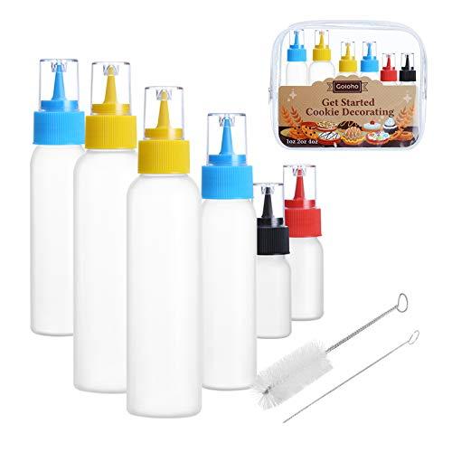 Decorating Squeeze Bottles